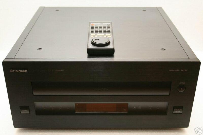 Pioneer HLD-X0 / 3.400 Euro; status: sold